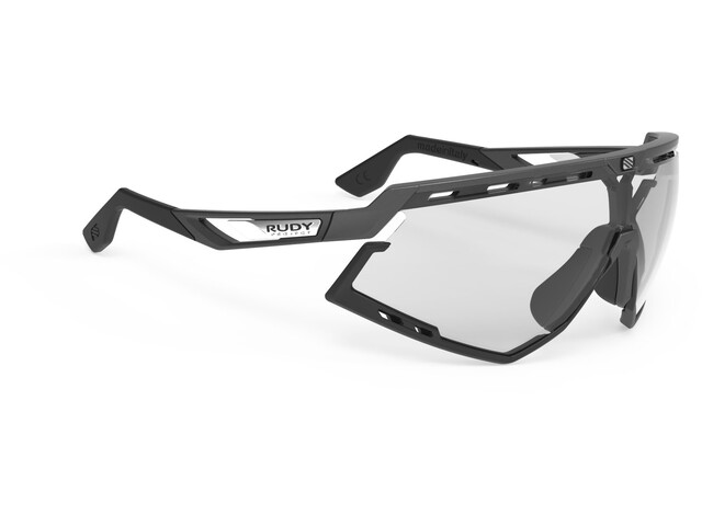 Rudy Project Defender Graphene Lunettes, graphene grey/black - impactx photochromic 2 black